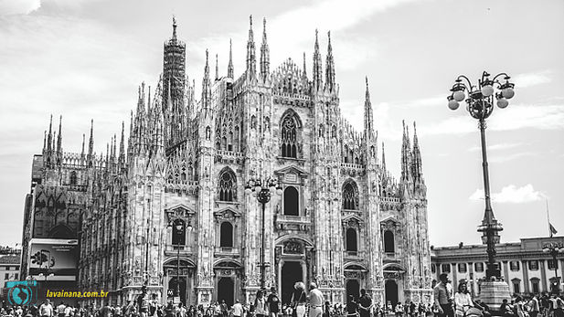 Milão duomo