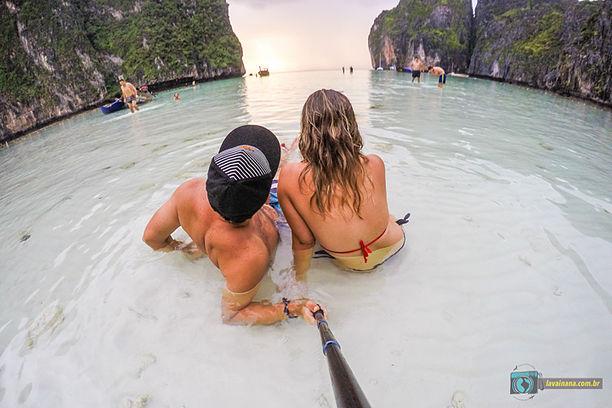 Como chegar em Maya Bay - Maya Bay Sleep Aboard: vale a pena dormir na praia mais famosa da Tailândia
