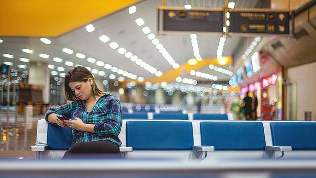 Blog de viagem aeroporto galeão