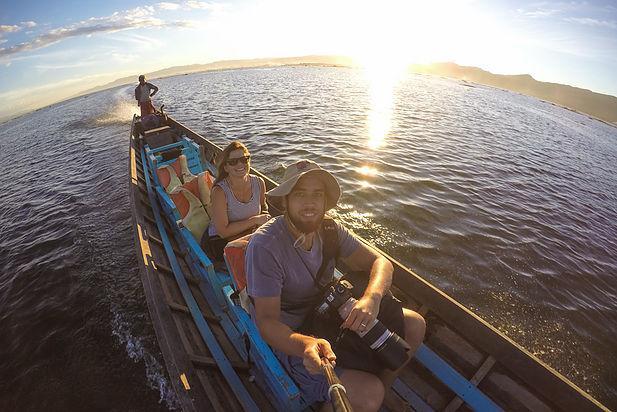 Blog de viagem myanmar