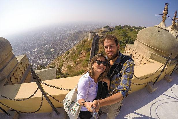 Blog de viagem Índia