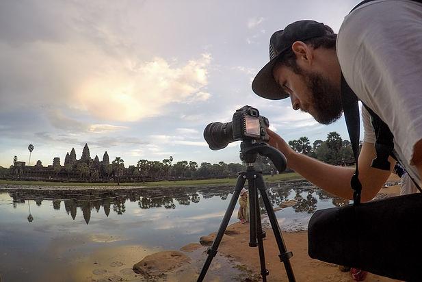 Blog de viagem Camboja