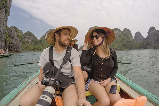 Blog de viagem Vietnã