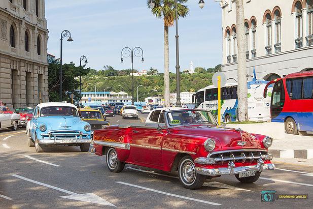 Curiosidades sobre Cuba carros antigos