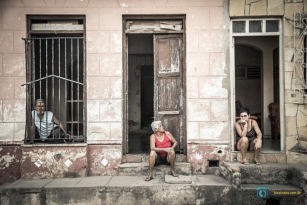 Curiosidades sobre Cuba casa de família